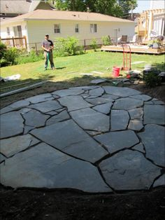 35 perfect diy flagstone patio flagstone patio flagstone and patios