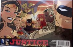Signed by Cover Artist: Darwyn Cooke 2016