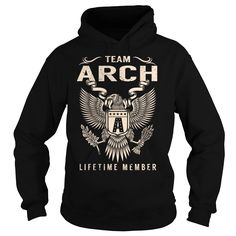 Team ARCH Lifetime Member - Last Name, Surname T-Shirt