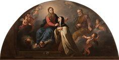 Maria nella tradizione carmelitana: Teresa d'Avila e Teresa di Lisieux