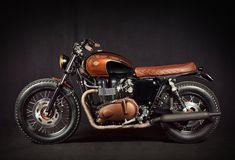 triumph bonneville efi 4 Triumph Bonneville Custom by Ton Up Garage