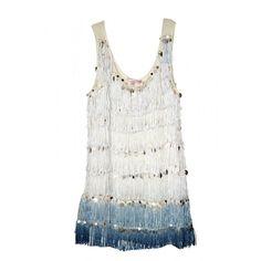 Cyprien Dip Dyed Tank Dress | Calypso St. Barth