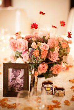新郎新婦様からのメール 400のバラの花で1 山手西洋館へ : 一会 ウエディングの花