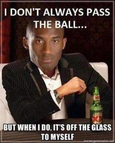 I hate Kobe Bryant.