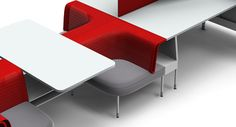 7 | An Office System That Turns Every Desk Into A Conference Room | Co.Design: business + innovation + design