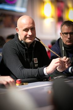 Mike D'Ince du groupe Sinsémilia. La finale #WiPT 2015/2016 au Cercle Clichy Montmartre. Crédit photo: Caroline Tribot #Winamax #Poker #CCM
