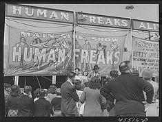 Top 7 Human Freaks That Performed in Freak Shows