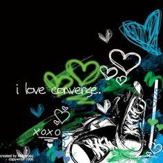 Love me some converse too.