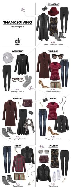 ca1ea902e2b Thanksgiving Weekend Capsule Winter Outfits Women