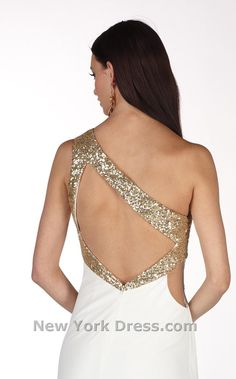 Alyce 2043 back view
