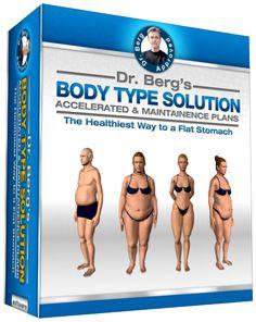 Dr. Berg's Body Type Program