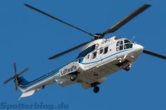 Eurocopter AS 532U-2 Cougar Luftwaffe Alemania