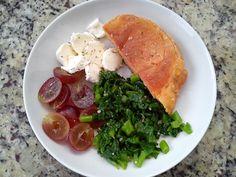 Almoço rápido (detalhes no blog)  Eu que fiz! - http://euquefiz-sp.blogspot.com.br/