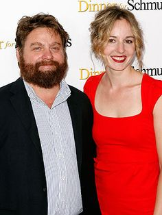 Zach Galifianakis is apparently about to be a bachelor no more!    The Hangover star, 42, will marry his longtime love Quinn Lundberg, 29, on Aug. 11, according to Celebuzz, which obtained a copy of the wedding invite.