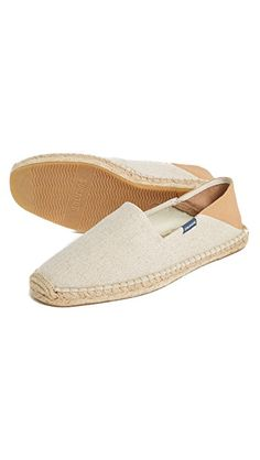 e153f059616 espadrilles seem to be what people are making for men s slip ons right now.