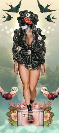 Un artiste mélange religion et politique dans de sublimes affiches Pop Art