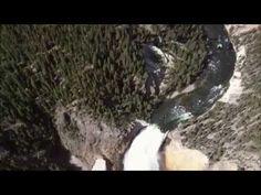LOBOS: Cómo los lobos son capaces de cambiar el curso del río - YouTube