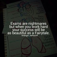 In Sha ALLAH uploaded by KhanGal_WeHeartIt on We Heart It college, future, and motivation image Exam Motivation, College Motivation, Study Motivation Quotes, Student Motivation, Motivation Inspiration, Study Inspiration, Positive Quotes, Motivational Quotes, Inspirational Quotes