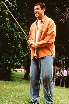 back when his movies were great..happy gilmore
