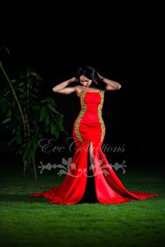 In Love With Red