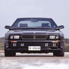 Maserati Shamal - by Marcello Gandini (1989)