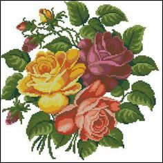 APEX ART is a place for share the some of arts and crafts such as cross stitch , embroidery,diamond painting , designs and patterns of them and a lot of othe. 123 Cross Stitch, Cross Stitch Bird, Cross Stitch Flowers, Cross Stitch Charts, Cross Stitching, Cross Stitch Patterns, Embroidery Patterns Free, Rose Embroidery, Cross Stitch Embroidery