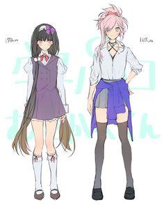 Osakabe-hime and Musashi