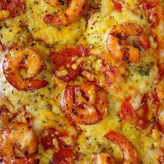 An easy homemade Cheesy Prawns that is so delicious!