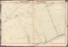 Part of Westfield & Southfield Staten Island New York, New York City Map, New York Public Library, Maps, Blue Prints, Map