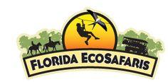 Zipline Safari at Florida Ecosafari