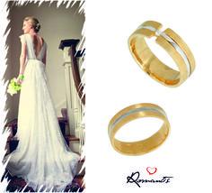 Las alianzas de matrimonio, un recordatorio del amor y el compromiso de los apasionados! // As alianças de casamento, uma lembrança do amor e do compromisso dos apaixonados!  #Romantis #romantisjewelry #jewelry #casamento #weeding #aliançadecasamento #aliançasromantis #apaixonados #Romantis #romantisjewelry #jewelry #boda #alianzadematrimonio #alianzasromantis #apasionados  ALR4284/ALR4285  Foto by: stylemepretty.com