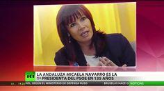 España: Una mujer presidirá por primera vez el PSOE