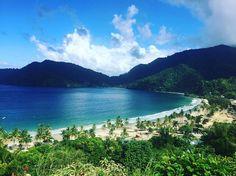 Maracas Beach, Trinidad (photo by Instagram @albena_b)