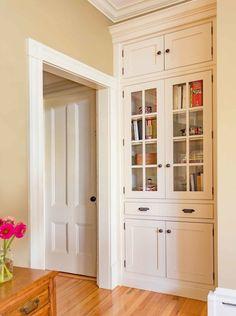 Image result for craftsman china cabinet