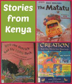 Crafty Moms Share: Around the World in 12 Dishes--Kenya