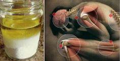 Esta poderosa mistura medicinal fortalece os ossos e elimina dor nos joelhos…