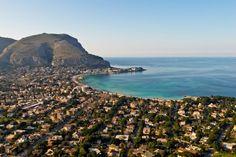 Go to Mondello, Sicily.