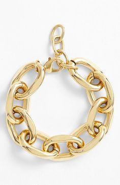 Nordstrom Chunky Link Bracelet available at #Nordstrom