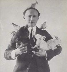 Houdini with animals....