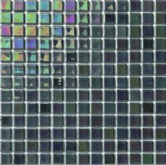 Mineral Tiles - Recycled Glass Tile Earth Charcoal, $15.00 (http://www.mineraltiles.com/recycled-glass-tile-earth-charcoal/)
