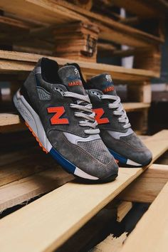 "New Balance Made In The USA 998 ""Connossieur Painters"""