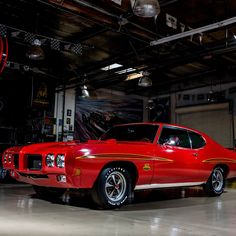 """1970 Pontiac GTO The Judge - Jay Leno's Garage (@jaylenosgarage) on Instagram: """"Flashback to the Judge! If you're looking for something to catch up on, this YouTube episode is a…"""""""
