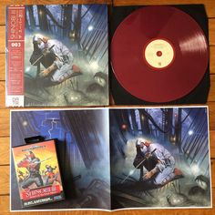 You'd like this one by chaud_aniki #segagenesis #microhobbit (o) http://ift.tt/2nG374T III Game & Soundtrack #shinobi #sega #vinyl #vinyle #soundtrack #ost #megadrive #genesis  #md #retrogaming #retrocollective #ninja #datadisc #retrogamer #videogames