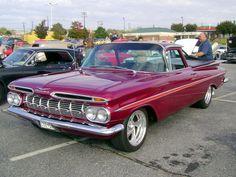 1959 el camino | 1959 Chevy El Camino | Flickr - Photo Sharing!