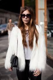 white fur coat - Google Search