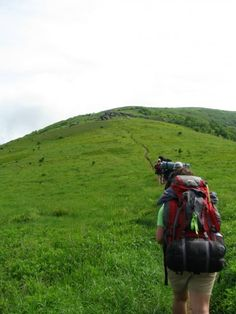 I want to go on a backpacking trip
