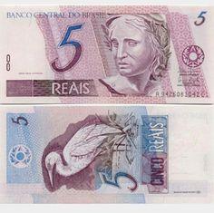 Brasil / 5 reais