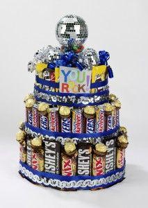 Birthday Cake Centerpiece – Make It: Fun