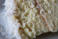 Nan's Yummy Coconut Cake