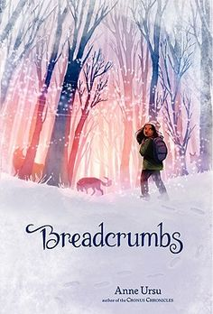 BREADCRUMBS by Anne Ursu, illustrations by Erin McGuire. This book is in my TOP 5 ALL TIME FAVORITES. A retelling of THE SNOW QUEEN by Hans Christian Andersen, this book is so much more than it's inspiration. A MUST READ for all fans of fantasy. The protagonist, Hazel, is a fantasy lover as well and mentions many great books in her narrative.